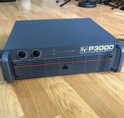 Продам стерео усилитель EV P-3000 Precision series (Германия)
