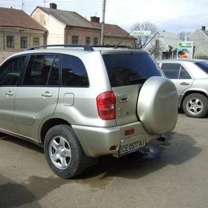 Продам ватомобиль ТОЙОТА RAV-4,  2002 г.в.