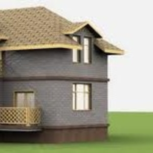 Двохповерховий будинок з ремонтом