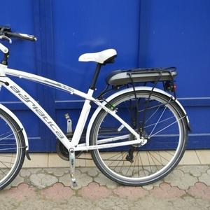 Электровелосипед итальянский Adriatica 36 V 250 W 35 км. на одном заря