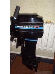 продам Yamaha4hp Merkury20hp